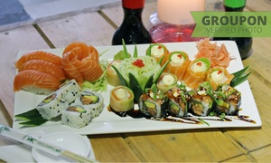 169 On Long: Choice of Sushi Platters from R139 at 169 On Long (Up to 49% Off)
