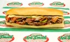 Jon Smith Subs - Multiple Locations: $12 for Three Groupons, Each Good for $7 Worth of Food at Jon Smith Subs ($21 Value)