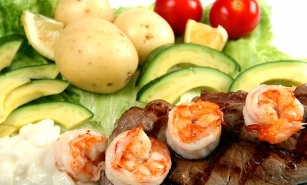 Peruvian Food at Ceviche (45% Off).