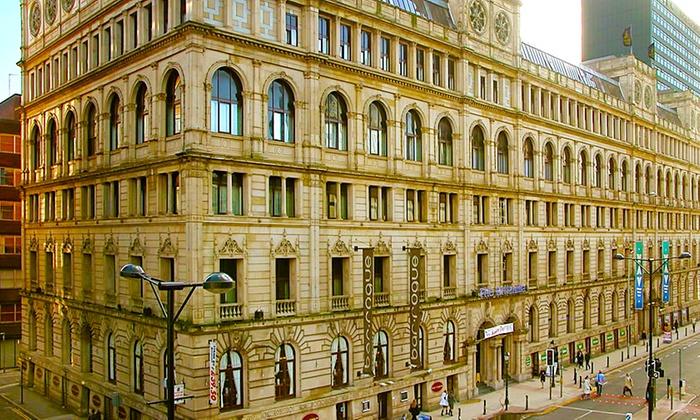 Britannia Hotel Manchester Manchester Groupon