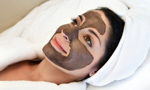 Wow Me, The Beauty Spot: Mud Body Wrap with Optional Body Polish and Mud Facial at Wow Me, The Beauty Spot (Up to 48% Off)