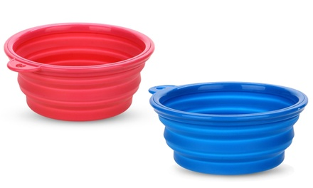 Collapsable Bowl Set (2-Pack)