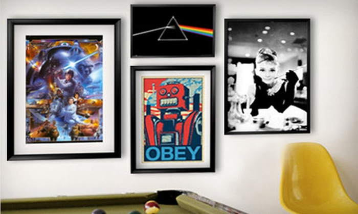 AllPosters.com: Posters and Artwork from AllPosters.com (Up to 52% Off). Two Options Available.