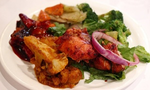 Kinara Cuisine of India: Indian Food at Kinara Cuisine of India (Up to 52% Off). Two Options Available.