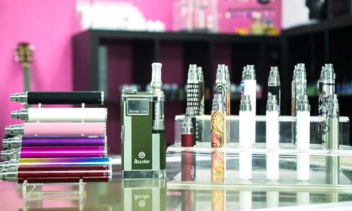 Lucky Duck Vapors - Multiple Locations: $20 or $80 Towards E-Cig Products at Lucky Duck Vapors (Up to 50% Off)