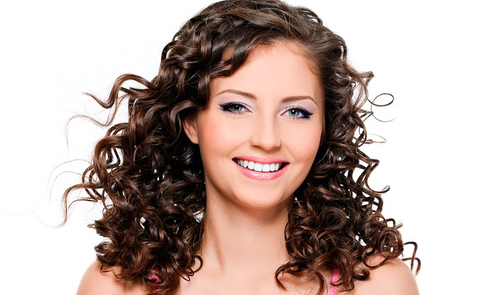 Audrey Salon - Hollywood: Haircut and Conditioning with Optional Color or Partial or Full Highlights at Audrey Salon (Up to 56% Off)