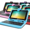 Impecca Mini Keyboard Case and Stand for Tablets
