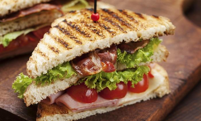 Deli Smith - Kitts Corner: 50% Off a Sandwich Combo with Purchase of Two Sandwich Combos at Deli Smith