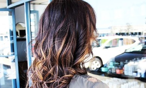Stan Parente Salons: $99 for a Haircut with Full Foils or Balayage Highlights at Stan Parente Salon ($230 Value)