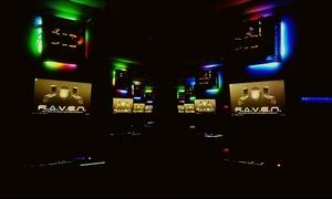 R.A.V.E.N: Une experience de réalité virtuelle de 1h pour 4 personnes à € 74,99 chez RAVEN