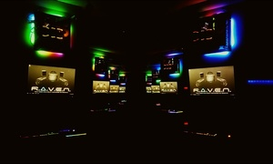 R.A.V.E.N: Virtual Reality ervaring van 60 minuten voor 4 personen bij R.A.V.E.N in Zaventem