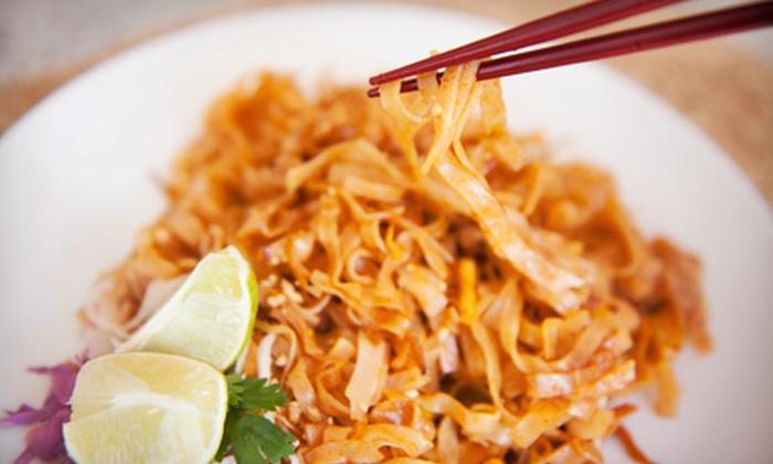 Britton Thai - Britton: $10 for $20 Worth of Thai Cuisine at Britton Thai