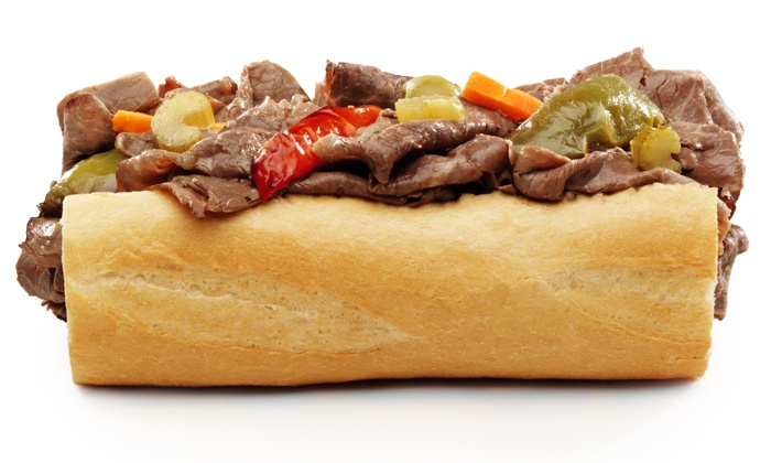 Buona - Buona: $19 for $25 for eGift Card towards Italian Beef Sandwiches, Sides, and Drinks at Buona – Harwood Heights