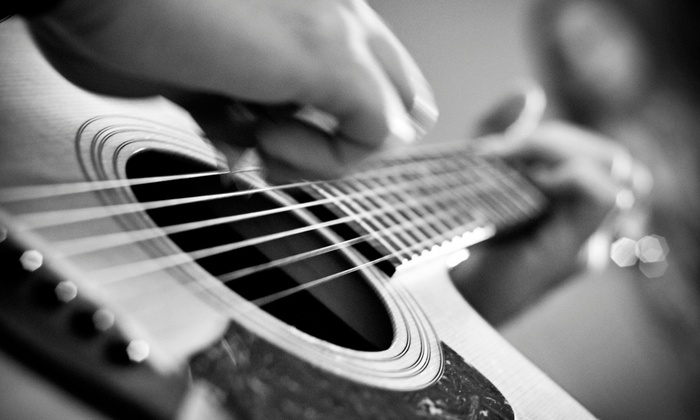 Sly Mark Music - Santa Monica: Three or Five Hours of Guitar Lessons at Sly Mark Music (Up to 78% Off)