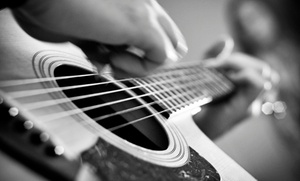 Sly Mark Music: Three or Five Hours of Guitar Lessons at Sly Mark Music (Up to 78% Off)