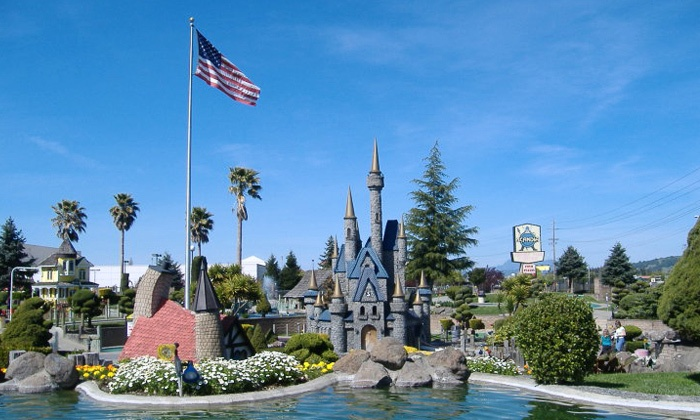 Scandia Family Fun Center - Rohnert Park: $22 for Mini-Golf and Arcade Outing for Two at Scandia Family Fun Center in Rohnert Park ($44.65 Value)