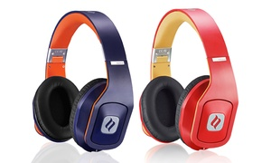Noontec Hammo Over-ear Stereo Headphones With Call Control