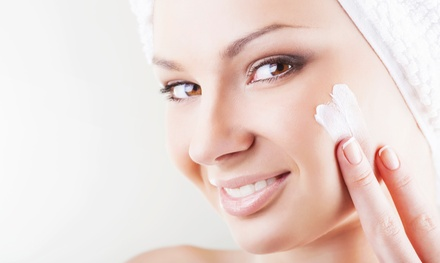 Facial with Optional Peel with or without Ultrasound or LED Treatment at European Skin Specialists (Up to 71% Off)