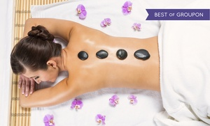 Sparadise: 60- or 90-Minute Individual or Couples Massage with Aromatherapy and Reflexology at Sparadise (Up to 66% Off)