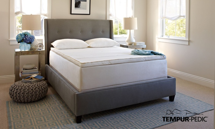 new arrival a9695 2ff44 Model Closeout: Tempur-Pedic Cloud Allura Mattress | Groupon