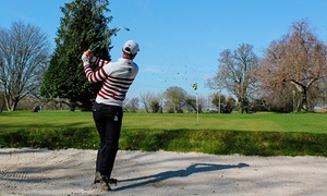 Ampfield Golf Club: 18 Holes of Golf for Two or Four at Ampfield Golf Club (Up to 53% Off)