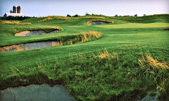 Tarandowah Golfers Club - Avon: Golf Outing for Two with Weekday or Anytime Tee-Time Options at Tarandowah Golfers Club in Avon (Up to 70% Off)