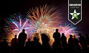 Pyrogames 2016: Ticket für Pyro Games – Das Duell der Feuerwerker 2016 in verschiedenen Städten inklusive Fan-Paket (bis zu 49% sparen)