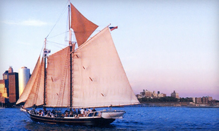 Circle Line Downtown - Financial District: $20 for Two-Hour Pioneer Tour of New York Harbor Aboard Historic Schooner from Circle Line Downtown ($40 Value)