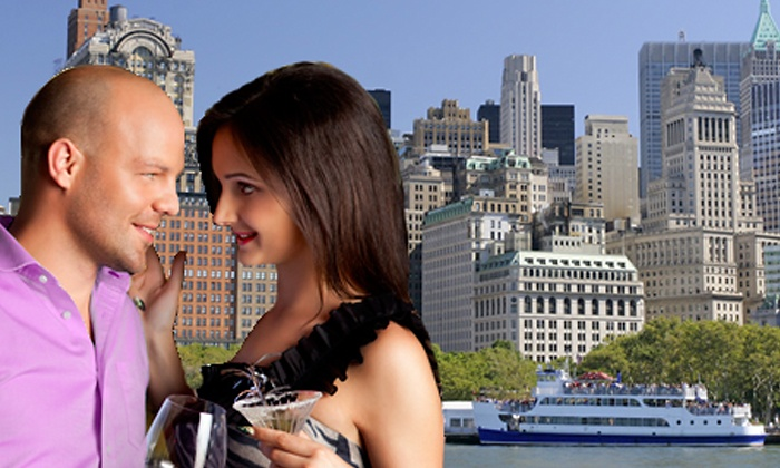 Singles Boat Party - Singles Boat Party: Manhattan Singles Cruise for One or Two (Up to 61% Off)