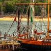 Up to 50% Off Tour of Replica 1860s Tall Ship