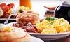 Jimmy's Dog House Restaurant - Chicopee: $10 for $20 Worth of American Food at Jimmy's Dog House Restaurant
