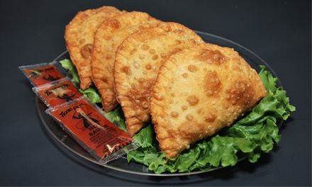 $12 for Three Groupons, Each Good for $8 Worth of Empanadas at Mr. Empanada ($24 Total Value)
