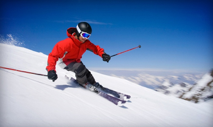 Anthony Lakes - La Grande - Baker City: All-Day Skiing and Snowboarding for One, Two, or Four at Anthony Lakes (Up to 56% Off)