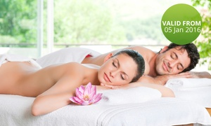 Skin Sense Day Spa: 60-Minute Couples Swedish Skin Sense Massage for R639 at Skin Sense Day Spa (39% Off)
