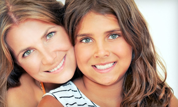 Tribula and McOmber Dental Associates - Howell: Pediatric Dental Exam or Take-Home Whitening Treatment from Tribula and McOmber Dental Associates (Up to 84% Off)