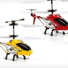 Phantom 3.5-Channel Gyro Electric RC Helicopter