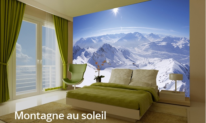D coration murale groupon shopping for Decoration murale geante