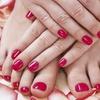 50% Off Spa Manicure and Pedicure