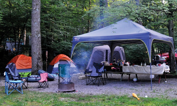 Panther Lake Camping Resort - Byram: Two- or Three-Night Campsite with a Boat Rental at Panther Lake Camping Resort (Up to 52% Off)