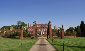 Champneys Henlow: Champneys Henlow: Spa Day Buffet Lunch, Choice of Treatment, Thalassotherapy Session (Up to 48% Off)