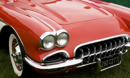Full-Day Rental of a '68 Mustang, '63 Cadillac, or '71 Corvette from American Dream Cars (Up to 51% Off)