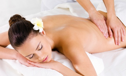 60-Minute Full-Body Massage or a 75-Minute Facial at Beautifully Gorgeous (Up to 48% Off)
