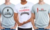 Men's Fitted Funny T-Shirts