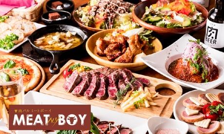肉バル MEAT BOY N.Y(ミートボーイ ニューヨーク)名駅店