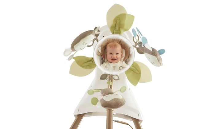 Fisher Price My Little Snugamonkey Special Edition Cradle N