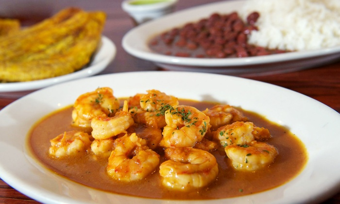 Sophie's Cuban Cuisine - New York: Sandwiches, Empanadas, and Stews at Sophie's Cuban Cuisine (Half Off). Two Options Available.