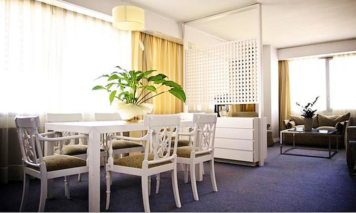 Apartamentos sercotel eurobuilding 2 in madrid madrid groupon getaways - Sercotel apartamentos eurobuilding 2 ...