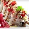 Half Off at Rumble Fish Sushi Cafe