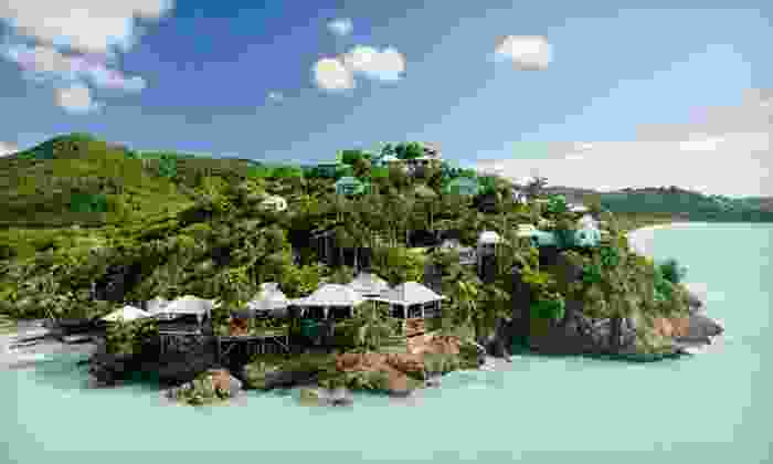 Cocos Hotel Antigua - Greater St. John's, Antigua: Four- or Five-Night All-Inclusive Stay for Two in a Premium or Premium-Plus Sea-View Cottage at Cocos Hotel Antigua