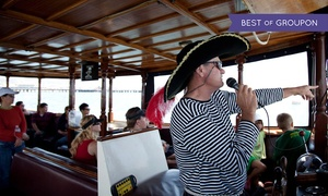 Captain Don Cruises: 40-Minute Boat Ride for Two, Four, or Six from The Pirate Boat Ride (Up to 46% Off)
